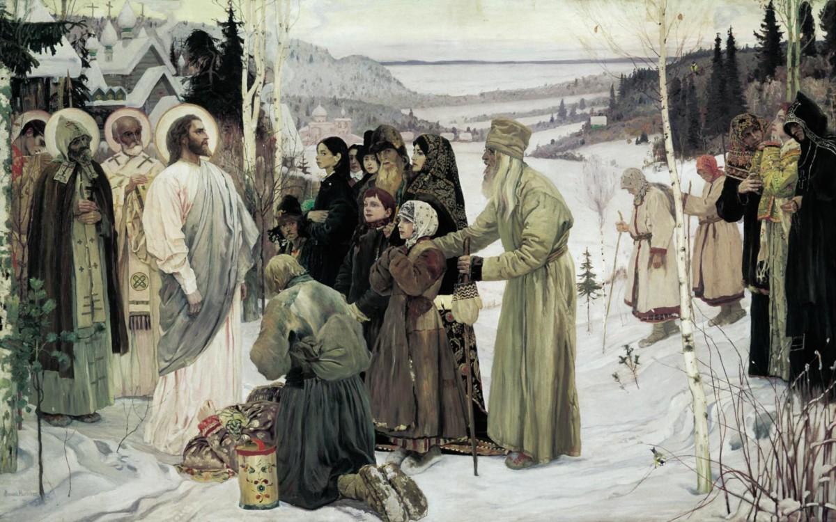 """""""Святая Русь"""" и передвижники приедут в Кемерово"""