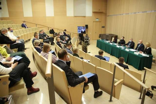 Встреча в Мариинском: акцент на будущее